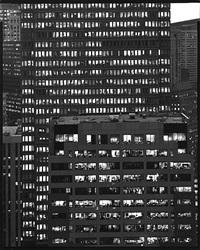 view of state street bank, boston by nicholas nixon
