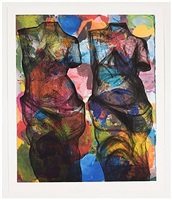 women and water by jim dine