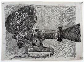 camera (central boiler station) by william kentridge