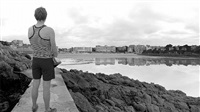 the quiet shore (40 a) by david claerbout