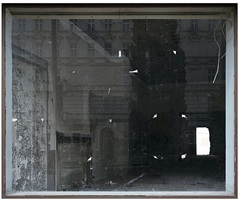 ohne titel (durchbruch) / untitled (breach) by sabine hornig