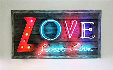 love sweet love by chris bracey