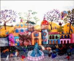 fuente o hacienda by miguel garcia ceballos