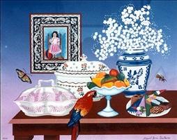 la niña hortencia by miguel garcia ceballos