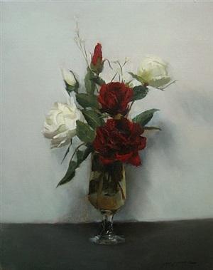 summer roses by juan jr ramirez