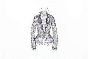bizantium jacket by keysook geum