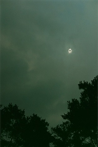 eclipse, china (a) by wolfgang tillmans