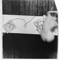 untitled, providence, rhode island, 1978 (bfa07) by francesca woodman