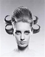 pablo eyes (elizabeth arden advertisement) by edward pfizenmaier