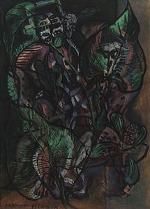 francis picabia late paintings by francis picabia