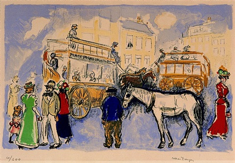 place pigalle by kees van dongen