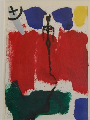 tribute to giacometti by luciano castelli