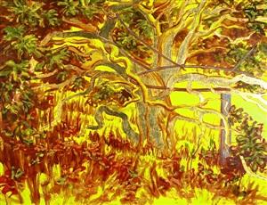 tree camp by sigrid holmwood