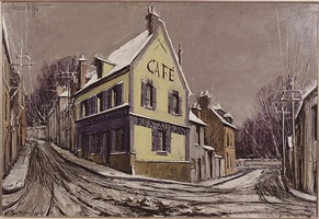 chavigny by bernard buffet