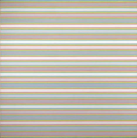 sound by bridget riley