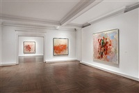 installation view by philip guston