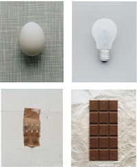 "aus der serie ""some things"" by claus goedicke"