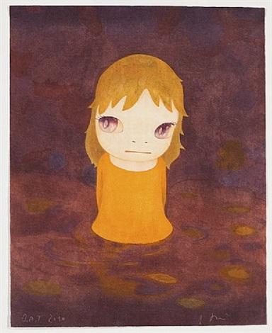 after the rain (night version) by yoshitomo nara