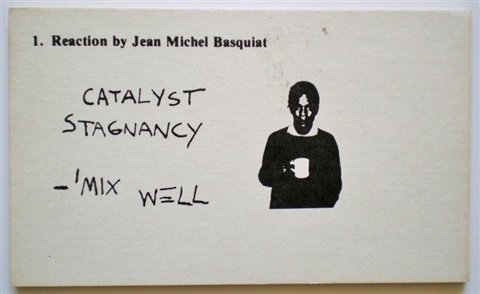 the new wave cookbook by jean michel basquiat