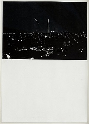 untitled (police helicopters -los angeles) by wolfgang tillmans