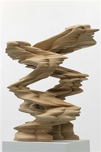 wt (double zig) by tony cragg