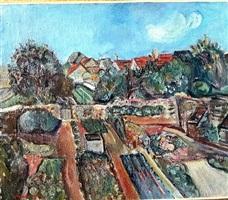 paysage ceret by pinchus krémègne