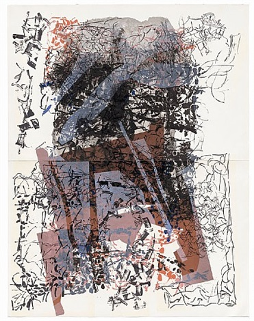 été indien by jean paul riopelle