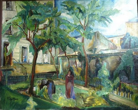 dans le jardin by henri epstein