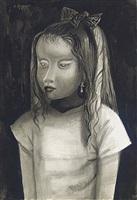 retrato de nina by juan soriano