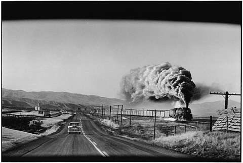 wyoming by elliott erwitt