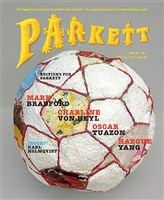 parkett 89: mark bradford, oscar tuazon, charline von heyl, haegue yang isbn 978-3-907582-49