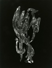helvetia (paint on cellophane) by frederick sommer