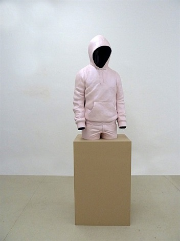 big hoody by erwin wurm