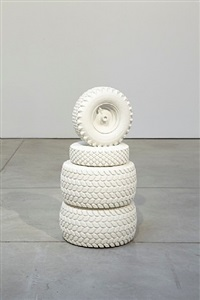 tire monument by peter liversidge