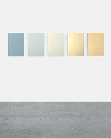 gold variations #1-#5 by david simpson