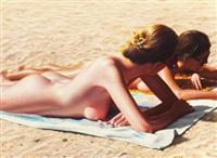 beach 111, 1988 by hilo chen