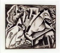 untitled by béla kádár