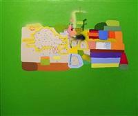 paisaje con amigo (sold) by federico herrero