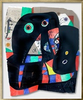 gaudi xx by joan miró