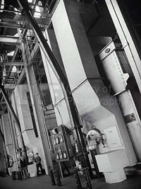 steam boilers at the industrial rayon corp factory by margaret bourke-white