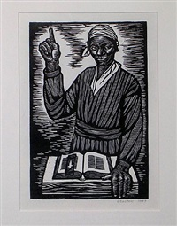 in soujourner truth i … by elizabeth catlett