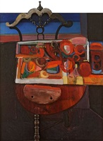 gate leg table by david driskell