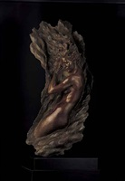 ex nihilo, figure no. 6, full scale by frederick hart