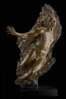 ex nihilo, figure no. 5, full scale by frederick hart
