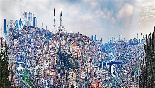 muta-morphosis #58, istanbul by murat germen