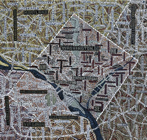 washington dc by paula scher