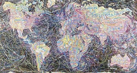 world trade by paula scher