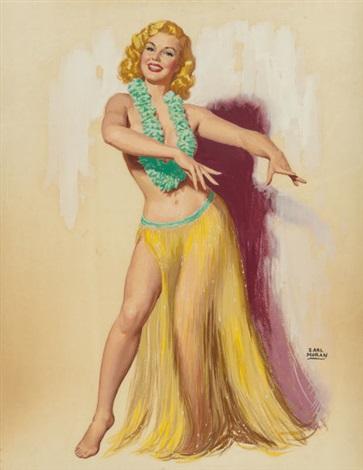 Marilyn Monroe Brown Bigelow Calendar Pin Up February 1960 By Earl