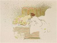 la naissance d'annette by edouard vuillard