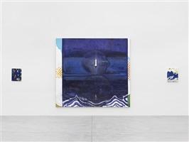 exhibition view galerie eva presenhuber by verne dawson